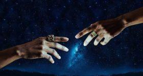 7 Znakova koji pokazuju da ste kosmički povezani sa nekim