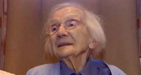 109-godišnja žena otkriva : Tajna dugog života je u izbjegavanju muškaraca